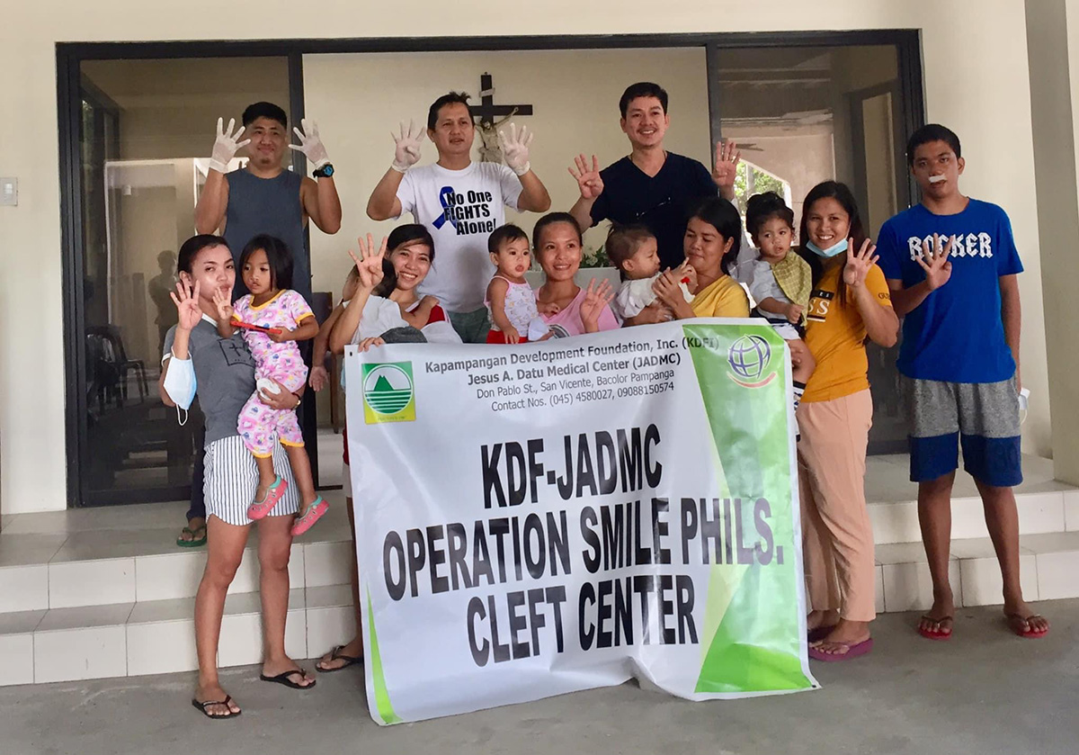 Operation Smile Cleft Palate and Lip Surgery
