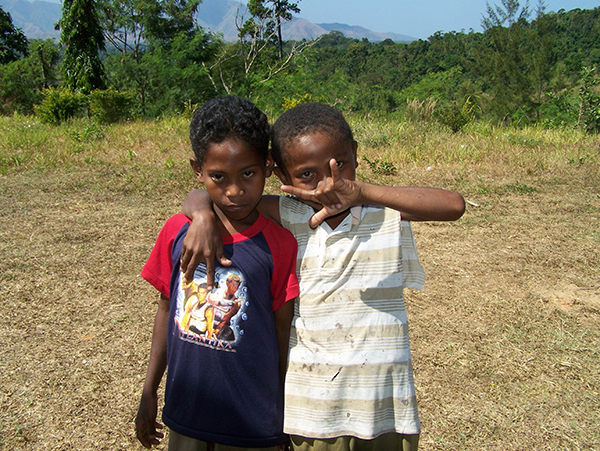 Aeta tribes of Zambales