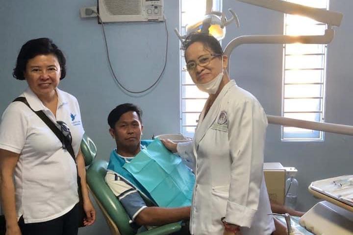 Dental Health program