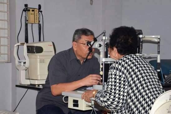 Eye Health program