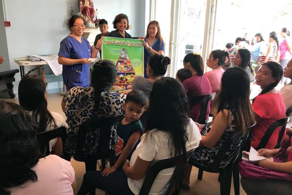 Mother & Child Health Program